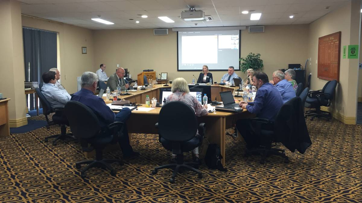 The New England Joint Organisation met in Moree this week.