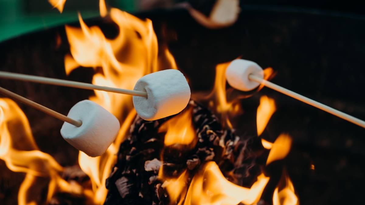 RFS crews will be overseeing the marshmallow roast on the Bonfire Night.